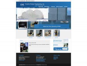 Creative-Design-Enigineering-Homepage