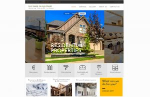 Del Design and Build construction website design in san francisco