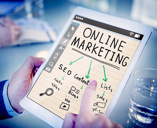 marketing using SEO
